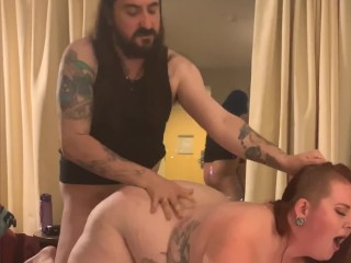 Amateur BBW Sex Tape Biay Sex with StrifeXXX Ruby Sinclaire
