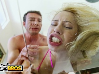 Swallow Milf Hard Big Bangbros - Submissive 18 Year Old Teen Goldie Smashed By Jordan Ash,