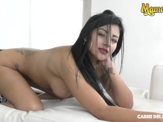 MamacitaZ – Super Hot Colombian Brunette Tricked Into SEX