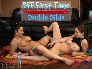 BFF FIRST TIME DOUBLE DILDO main image