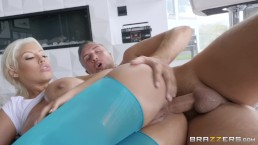 Brazzers - Big booty latina Bridgette B gets that ass plowed