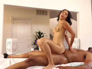 Philipino Nudes Fucking, metrovideos-MayA having a massage and a bbc to fix her back pain Big ass Babe Big