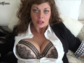 I Had A Long Day by Diane Andrews Taboo MILF POV Sex Hot Mom Diane Andrews