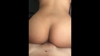 Big ass Latina Riding Cock
