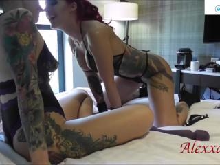 Alexxa Vice dominates Ava Austen