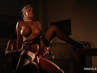 Office Fantasy Comes To Life Angel Wicky