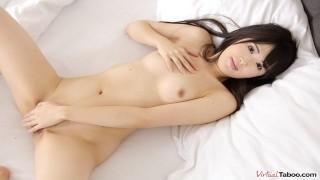 VIRTUAL TABOO - Finger Fuck For Tight Asian
