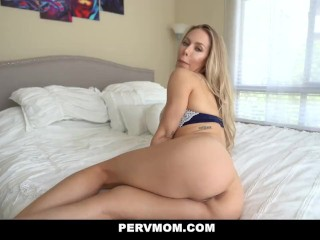 vruća mama, sin porno