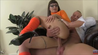 LUKE HARDY – Adreena Winters Is A Slutty Velma From Scooby-Doo