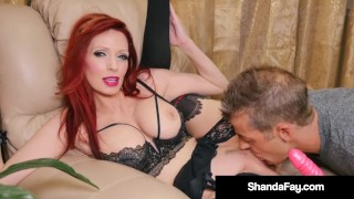Mature Canadian Muff Shanda Fay Is Pussy Pounded By Hubby!