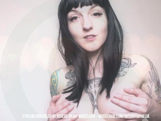 Goddess Tits Mesmerize Miss Ivy Ophelia Femdom Brainwashing Ivy Ophelia