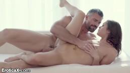 EroticaX Passionate Couple Fuck Hard