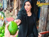 MamacitaZ - Super Hot Amateur Latina Picked Up To Ride Cock