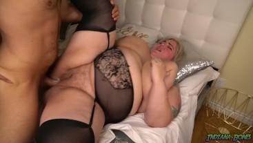 BBW Genevieve LaFleur Hookup Sextape