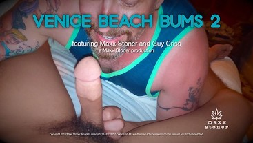 Venice Beach Bums 2 Double Cum Shot
