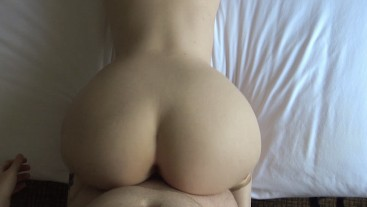 PAWG Has Multiple Orgasms Then Creampied (Simultaneous Orgasms)