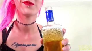 Swallow My Piss You Thirsty Bitch - POV Mindfuck