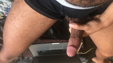 Porn Got Boring So I Jerked off to myself POV