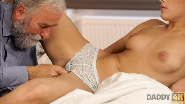 Young porn stickcam Daddy4k. old and young porn action of ria sunn and her bfs father