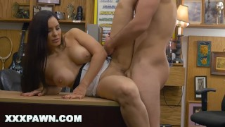 XXX PAWN - Busty Latina Sophie Leon Needs Money & I Need My Dick Sucked