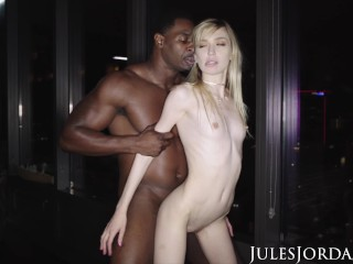 Sweaty Pussy Tube Fucking, Jules Jordan- Mackenzie Moss First Interracial Big Dick Blonde Blowjob Ha