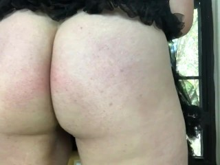 Amateur gives a warm welcome multiple orgasms