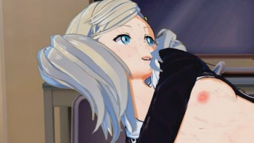 Persona 5 - Ann Takamaki 3D Hentai
