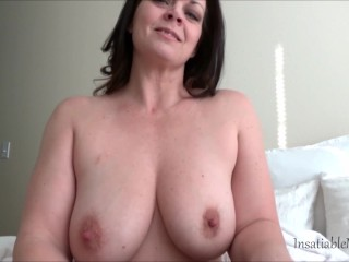 My Spying StepSon by Diane Andrews Taboo Cougar POV Sex Roleplay Big Tits Diane Andrews