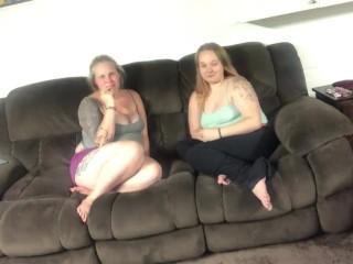 Lesbians lose dick virginity for kFlash Gordon