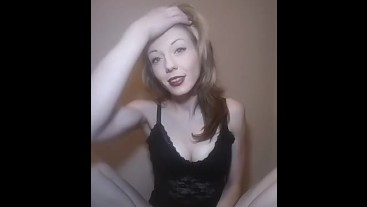 Have a smoke with roxy- sweet blue eyed girl wants 2 show u her tiny tits