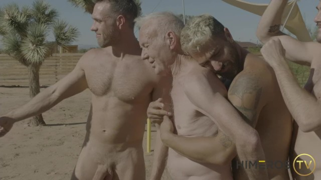 Alex jones gay porn star Hot grandpa hooks up with porn stars - calvin banks, alex mecum, max adonis