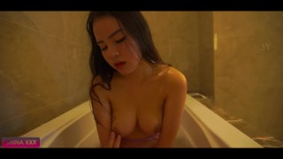 CHINA XXX Erotic Big Boobs Chinese Teen
