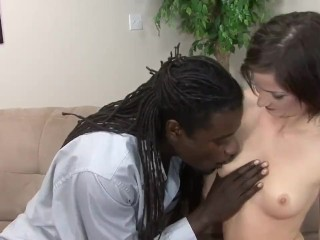 Mom Takes Huge Black Cock Anal