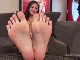 Sumiko Hot Asian Soles JOI