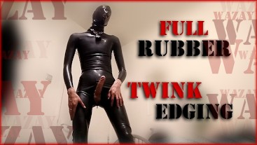 Preview - Full Rubber Twink Edging