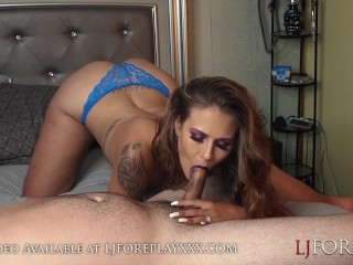 Riding Cock Hard Porn Sexy Model Sucks Cock & Balls - Ljforeplay, Amateur Big Ass Babe