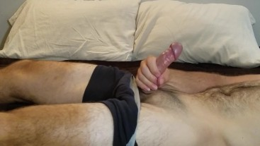 Str8 Otter's Twitching Cock Cums for Construction Workers