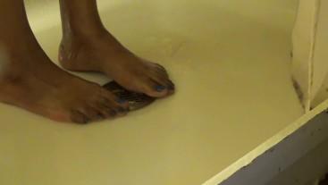 Flowery Feet Part 2