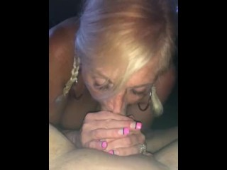 Dick tracys wife name brunette milf gives sloppy blowjob and tit fuck cum on tits blowjob b
