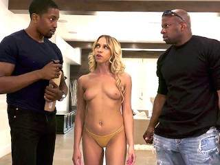 Squeezequeens Fucking, Khloe Kapri Wants Bigger House and Bigger Cock Than Her Hubands Big