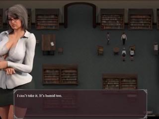 Lust Epidemic - Mom Dig Dildo Part 5 By LoveSkySan69
