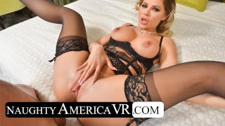 Naughty America - Jessa Rhodes finally gets her wet pussy on you