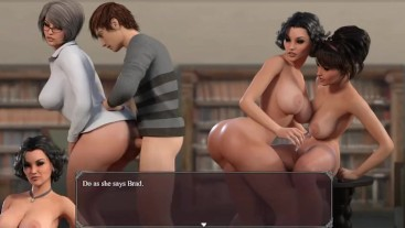 Lust Epidemic [v 0.83081] Gameplay Part 37 By LoveSkySan