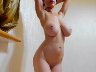 Busty Slim Petite Girl