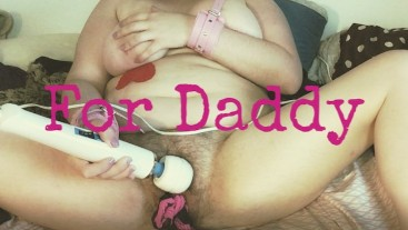 Panty Stuffing for Daddy