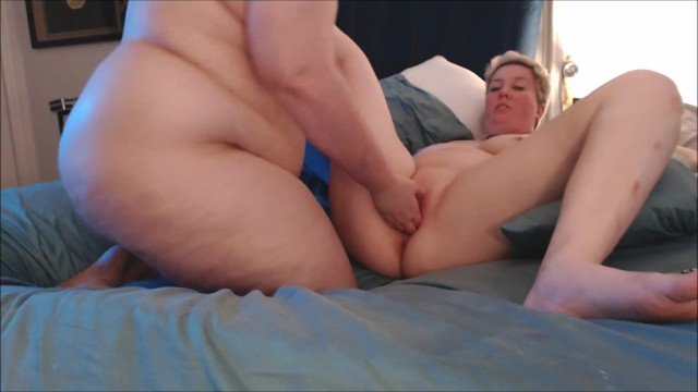 Lesbian Fisting and Anal, DP, pussy throbbing closeup- real couple