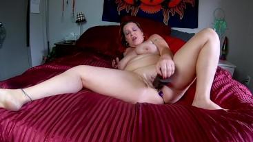 Mom Black StepSon BBC Pussy Farts, Ass shaking