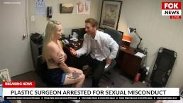 FCK News – Plastic Surgeon Caught Fucking Tattooed Patient
