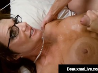 Real Kik Chat Fucking, Busty Mommy DeauxmA Bangs Milf Kelly Madison & Husband Big ass Big Tits