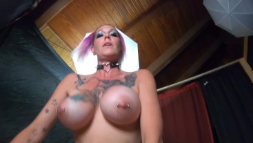 Chassidy Lynn - Smoking MILF, POV JOI, How to Fuck Me, HUGE CREAMPIE